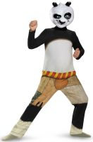 Panda-Po Classic Child Costume