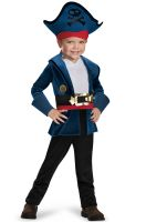 Captain Jake Classic Toddler Costume