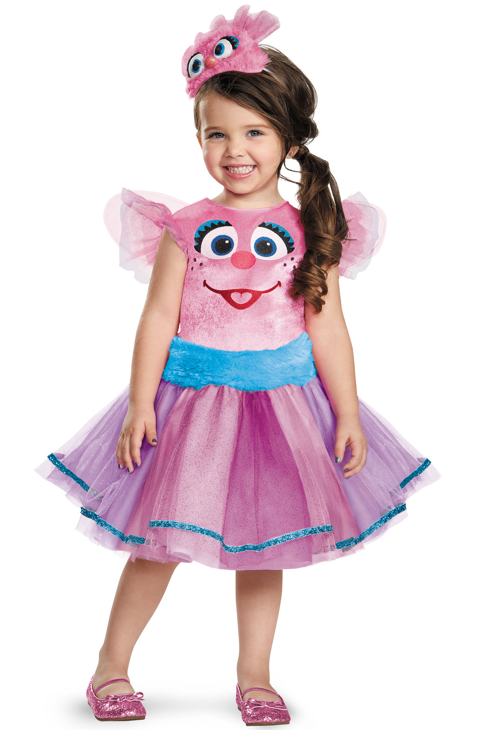 Adult rosita costume sesame street clip with