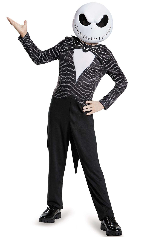 jack skellington nightmare before christmas costume - photo #6