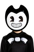 Bendy Half Mask