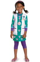 Doc McStuffins Pet Vet Classic Toddler/Child Costume