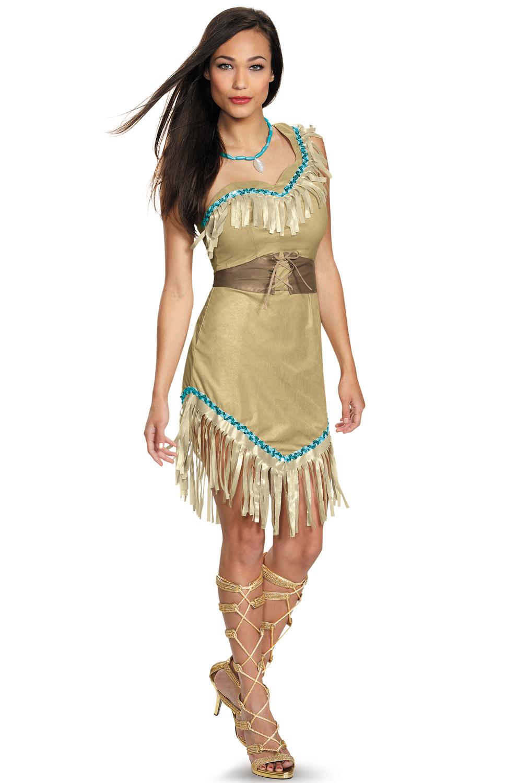 Disney Princess Pocahontas Deluxe Native American Indian
