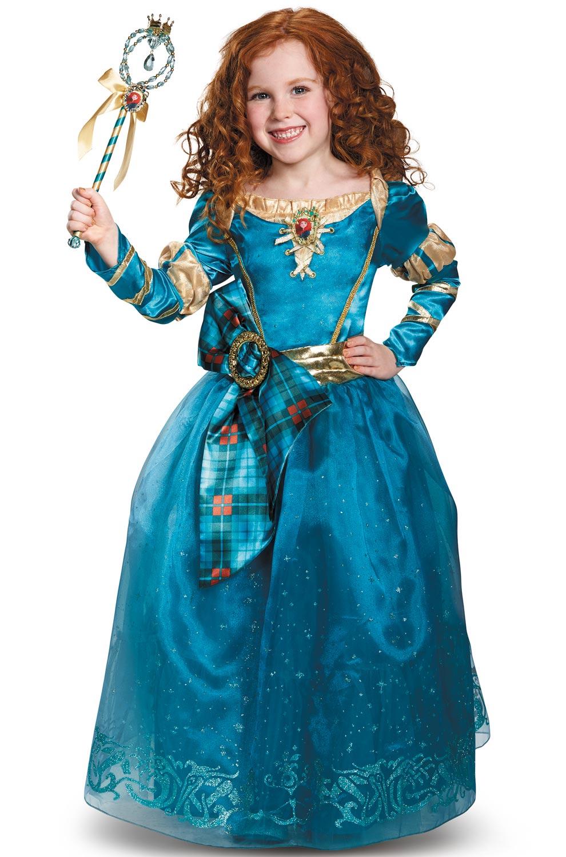 Merida Prestige Child Costume Purecostumes Com