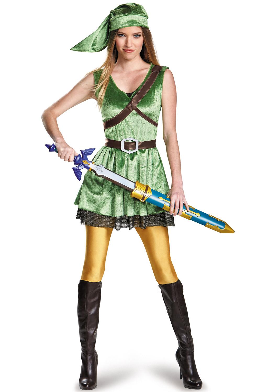 Link Female Adult Costume Purecostumes Com