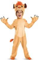 Kion Deluxe Toddler Costume