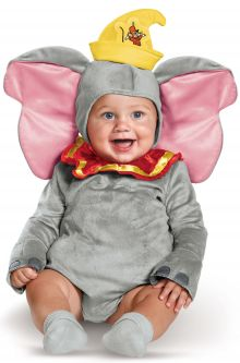 Dumbo Deluxe Infant Costume