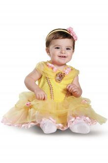 Belle Deluxe Infant Costume