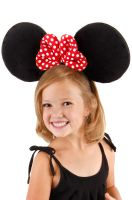 Oversized Minnie Ears Headband Accessory