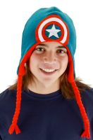 Captain America Laplander Accessory