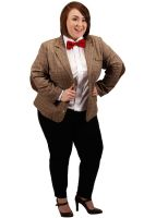 Doctor Who Eleventh Doc Women's Plus Size Costume