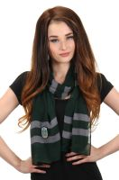 Slytherin Lightweight Scarf