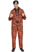 SNL David S. Pumpkins Adult Costume