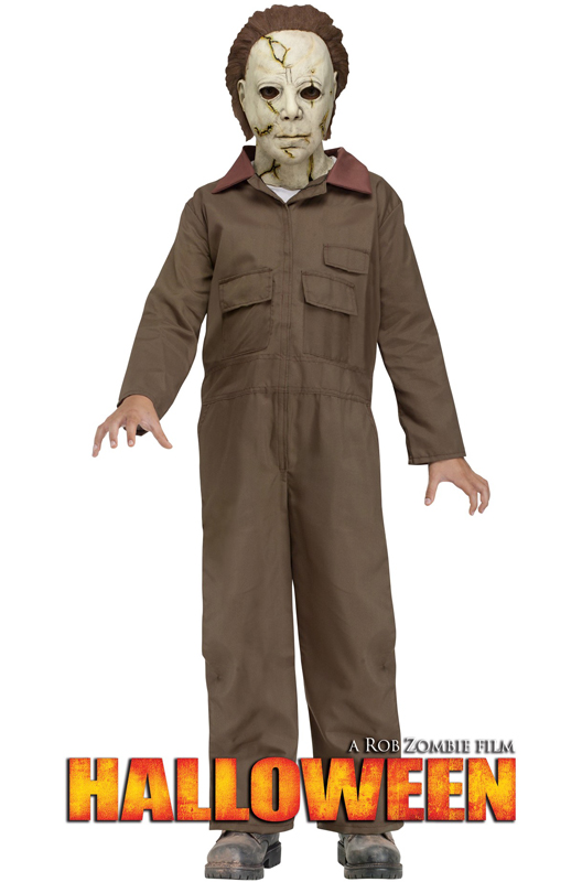 Rob Zombie S Michael Myers Child Costume Purecostumes Com