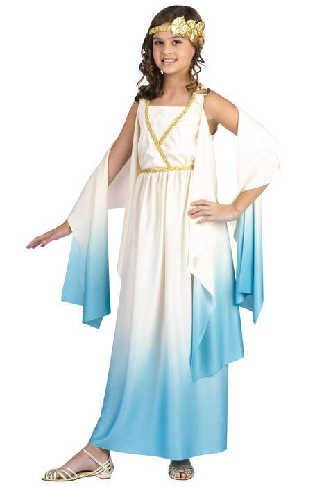 Poseidon Costume For Kids