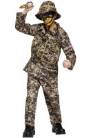 Desert Commando Child Costume