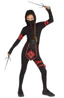 Cool Ninja Child Costume