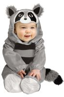 Baby Raccoon Infant Costume