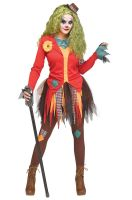 Rowdy the Clown Adult Costume
