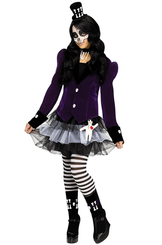 Voodoo Witch Child Costume
