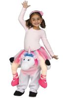 Carry Me Unicorn Toddler Costume