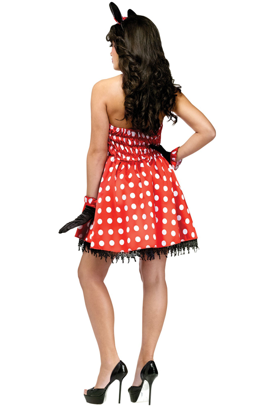 Adult minnie mouse costume