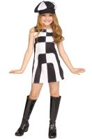 Mod 60's Girl Child Costume