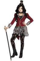 Freak Show Ringmistress Child Costume