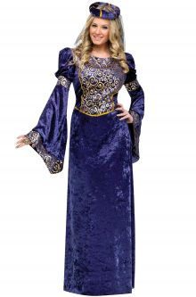 Expensive vs Affordable Costumes Royal Renaissance Maiden Adult Costume
