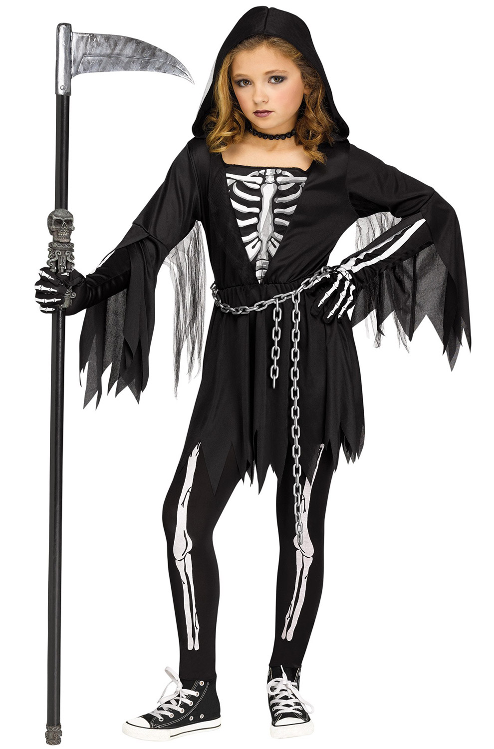 Midnight Reaper Child Costume  sc 1 st  Pure Costumes : tween vampire costumes  - Germanpascual.Com