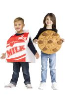 Milk and Cookie Toddler Costume