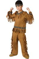 Native American Boy Child Costume