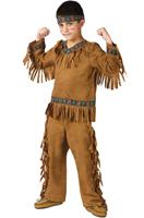 Native American Boy Child Costume