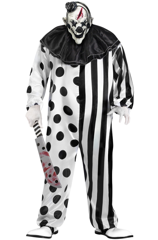 Killer Clown Plus Size Costume Purecostumes Com