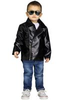 Rock 'N' Roll Jacket Toddler Costume