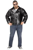 Rock 'N' Roll Jacket Plus Size Costume