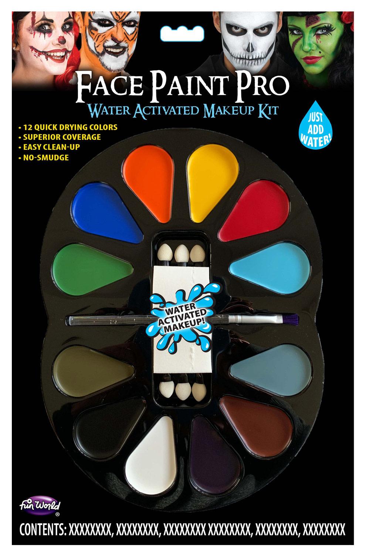Face Paint Pro Makeup Kit