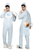 Poopie Jammies Adult Costume