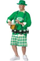 Cheers and Beers Adult Costume