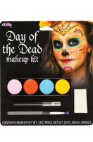 Day of the Dead Make-Up Kit (Female)