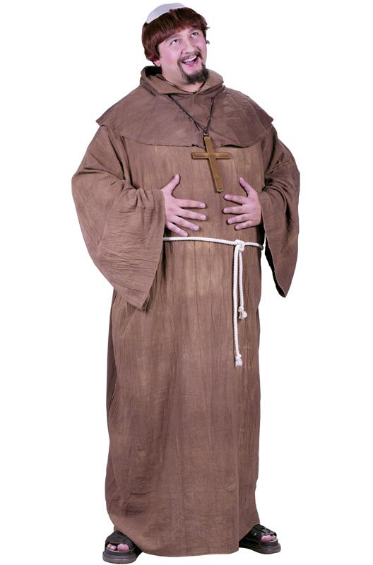 45eb5e9f665 Monk Costumes - PureCostumes.com