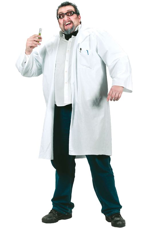 Halloween Costume Scientist