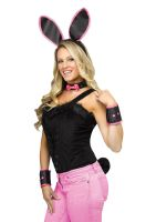 Instant Character Costume Kit (Black Bunny)