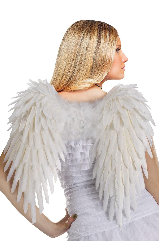 Как сделать крылья для ангела не из перьев