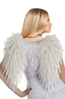 Angel Feather Wings (White)