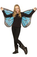 Butterfly Child Wings (Blue)