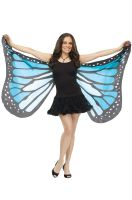 Butterfly Adult Wings (Blue)