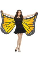 Butterfly Adult Wings (Orange)