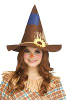 Sweet Scarecrow Hat