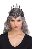 Glitter Crown (Black)